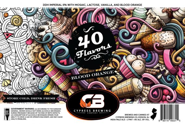 40 Flavors.BloodOrange-01